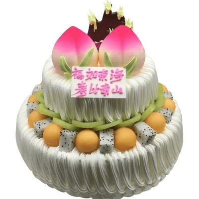 福如东海,甜蜜蛋糕,蛋糕,蛋糕,,太原老徐花店